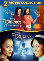 Twitches 2-Movie Collection [New DVD] 2 Pack, Ac-3/Dolby Digital, Dolb