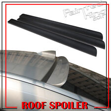 Unpainted 99-04 VW Volkswagen Jetta MK4 PU Flexible Rear Roof Lip Spoiler Wing