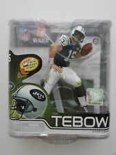 McFarlane 6 inch NFL Football Figur - Tim Tebow - New York Jets QB Home Jersey