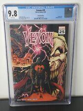 Venom #25 CGC 9.8 Second Printing Variant | Marvel 2020 | 1st Cameo Codex
