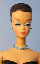 Fashion Doll 1/6 Barbie FR Necklace Earrings Bracelet Rhinestone Jewelry NE1439