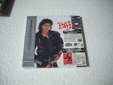 MICHAEL JACKSON / BAD - edizione giapponese versione cd mini LP