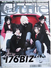 176 BIZ Sept. 2008 CURE  JAPANESQUE ROCK + VISUAL STYLING Magazine