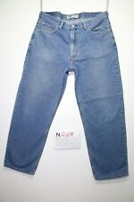 Levi's 550 (Cod.N469) Tg.52 W38 L29 relaxed fit  jeans usato vintage