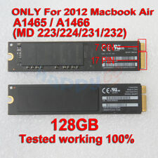 "128GB SSD THNSNS0128GMFP For Apple MacBook Air 11"" A1465 13"" A1466 Mid 2012"