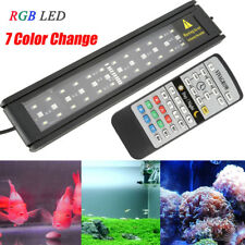 Aquarium Led7light Color Lighting Full Spectrum Aqua Plant Fish Tank Marine Lamp