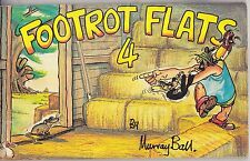 """Footrot Flats #4 1st Print 1981 """"The Classic Tales of a Farm Dog"""""""