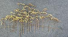C. Curtis Jere - Signed - Large-  The Elms trees vintage metal sculpture MCM
