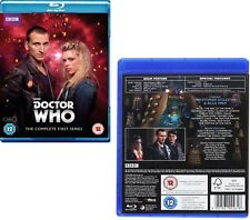 DR WHO 2005 Series 1 - Doctor Christopher ECCLESTON Season - NEW RgFree BLU-RAY