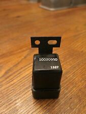NOS GENUINE GM COMPRESSOR CUT-OUT RELAY PART #10020950 85 - 87 Camaro and others
