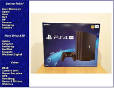Sony PlayStation 4 Pro 1TB Console , Sealed