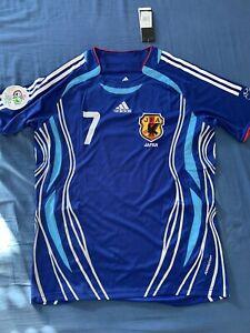 Maglia Giappone Mondiali 2006. Nakata
