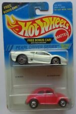1995 Hot Wheels 2 PACK Jaguar XJ220~ VW Bug