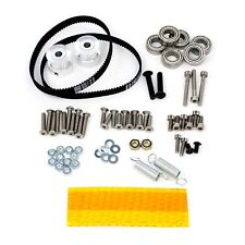 Itty Bitty Double Extruder Hardware Kit for Makerfarm or Reprap 3D Printer
