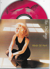 ILSE DELANGE - World of hurt CD SINGLE 2TR Dutch Cardsleeve 1998 (Warner)
