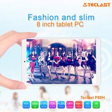 8 Zoll Teclast Tablet PC Quad Core Android7.0 BT 2.4G/5G WiFi GPS OTG 8GB HDMI