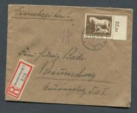 German Reich WW II : Better R-Cover from 1944 - Braunschweig