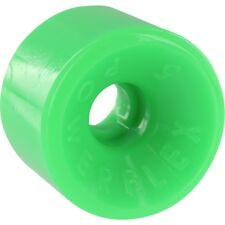Powerflex 5 Skateboard Wheels 63mm 88a GREEN