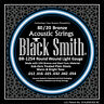 Blacksmith Pro Acoustic Guitar Strings Bronze Extra Custom Light 10s 11s 12s