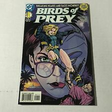 BIRDS OF PREY #1 1999 Series DC Comics High Grade 1st Print Near Mint- NM-