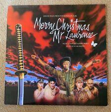 Ryuichi Sakamoto   CD   Merry Christmas Mr. Lawrence (soundtrack, 1983)