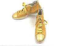 POMPÖÖS b.HARALD GLÖCKLER Gold Sneakers GR 40 / UK 6,5 neu