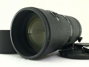 <NEAR MINT> Nikon AF Nikkor 80-200mm f/2.8 D ED Zoom Lens NEW Model Japan 2548