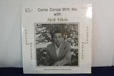 Herb Eberle, Come Dance With Me, Jeffrey 1103,1988 SEALED Polkas/Waltzes/Country