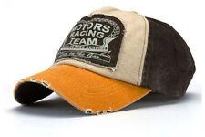 Snapback Ebene Hip-Hop Junge Baseballmuetze Justierbarer Hut, Gelb W6H4
