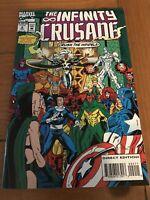 The Infinity Crusade #2 (1993) Marvel Comics