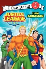 Justice League Classic: I Am Aquaman (i Can Read Book 2): By Kirsten Mayer
