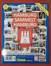 Panini Hamburg sammelt Hamburg Serie 2 - Leeralbum Album RAR