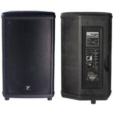 YORKVILLE NX25P-2 Active 1200w Total Peak Lightweight PA System Pair
