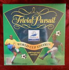 TRIVIAL PURSUIT WORLD CUP EDITION - NEU - FIFA Fußball Weltmeisterschaft - Quiz
