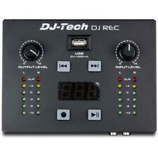 DJ TECH DJ REC REGISTRATORE PORTATILE CON UNITA? USB