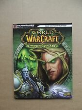 World WARCRAFT, Burning Crusade libro.