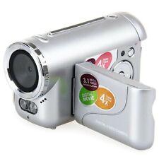 "Global DV-136ZB Digital Video Camera with 4X Zoom (1.8"" TFT LCD 3.1 MP)"
