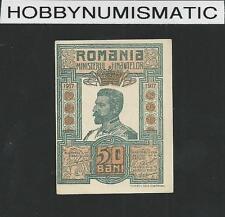 ROMANIA   50  BANI   1917   UNC