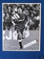 "Original Press Photo - 10""x8"" - Dean Saunders - Liverpool - 1992"