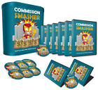 Go Up The Affiliate Marketing Ladder And Make High Commissions With SMASHER (CD)