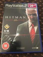 Hitman Blood Money (ps2) Playstation 2 Pal Uk