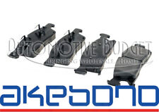 Front Brake Pads for Dodge Durango & Jeep Grand Cherokee - NEW AKEBONO