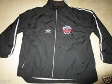 Chicago Hawks Ice Hockey Club Easton Black Jacket L/ XL