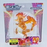 Pokemon Figure Moncolle Gigantamax Charizard 10cm Japan Import NEW