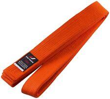 Pro Touch Unisex Niños Hombre Mujer Cinturón Budo Naranja