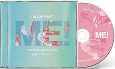 New Taylor Swift Me CD Limited Edition Brandon Urie Me! Official Single Rare OOP