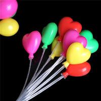 Dollhouse Miniature 1:12 Living Room Plastic Multicolor Balloon String Toys WG