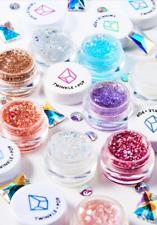 CLIO Twinkle Pop Jelly Glitter Trio Eye Shadow Body Hair Party 2.8g x 3EA SET