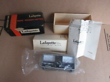 Vintage Lafayette CB Radio SWR Power Meter 99-26395 Near Mint in Original Box