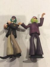 The Beatles  McFARLANE Yellow Submarine, Sgt. Pepper  Action figures, Lot4 Loose